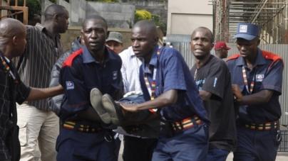 Kenyan Mall Massacre