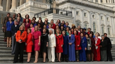 Women in Congress Pushed for Shutdown Compromise