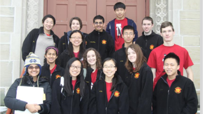 Science Olympiad Regionals Recap