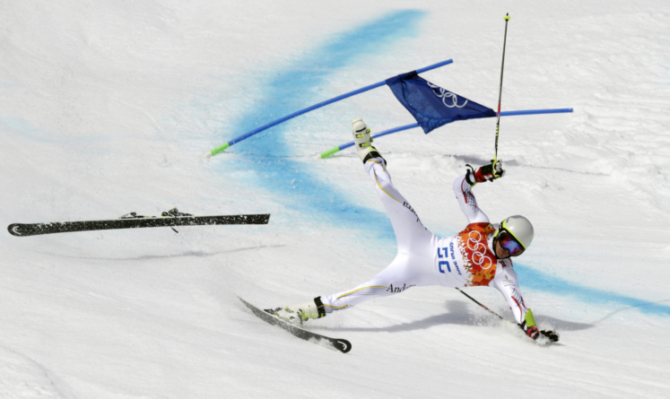 Historic Winter Olympic Injuries