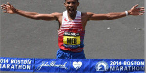 Boston Marathon Comes Back [Boston] Strong