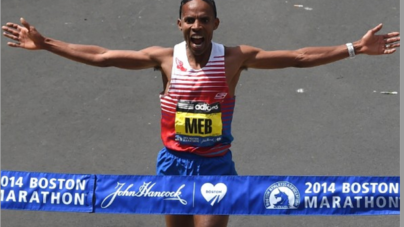 Boston Marathon Comes Back [Boston] Strong
