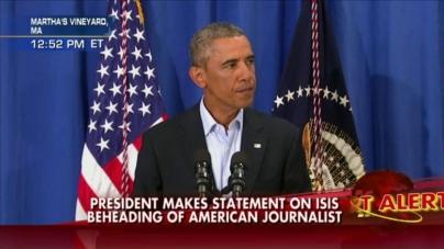 Obama's Response to ISIS