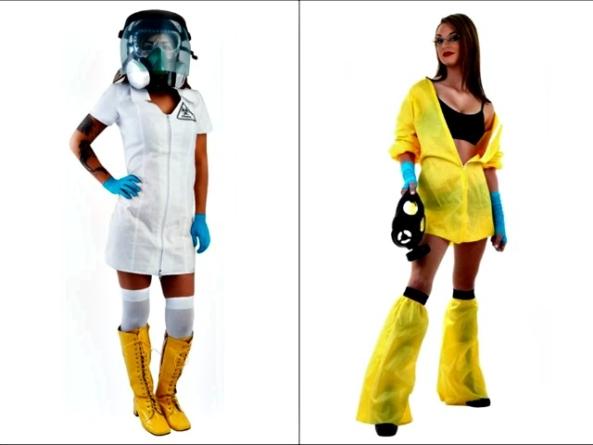 """Sexy Ebola Nurse"" Costume"