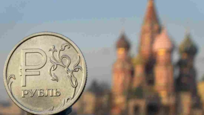 Russian Economy Tanked by Oil