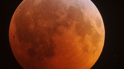 Supermoon and Eclipse Awe Stargazers