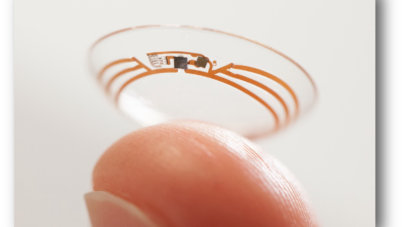 Google Releases New Contact Lens