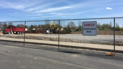 But where else am I supposed to park?: An Update on School Construction