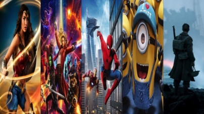 2017: The Year MOST Blockbusters were Kings