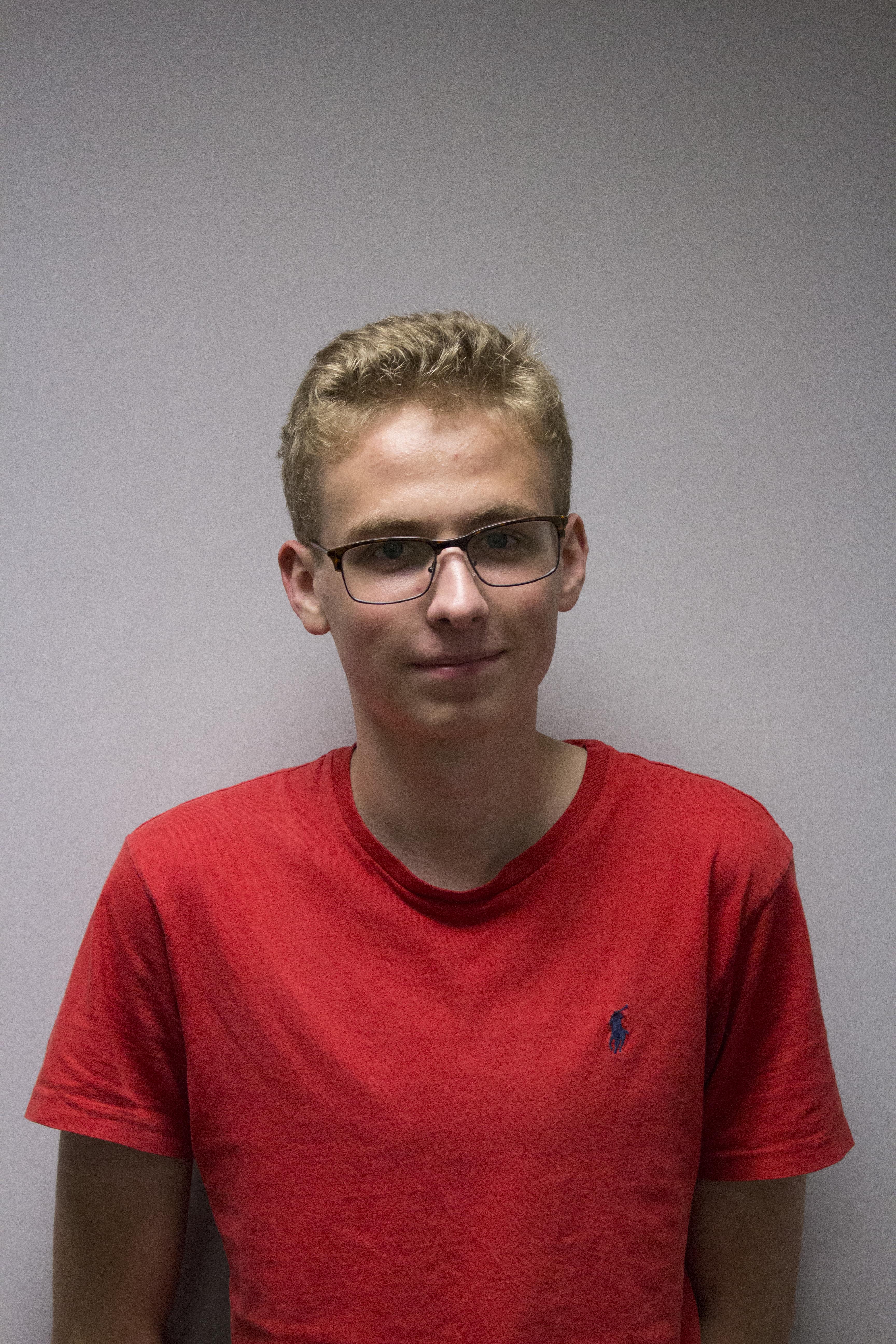 Meet Garrett Speller