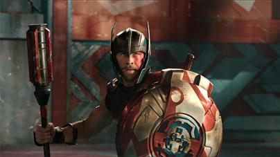 Edward's Reviews: Thor: Ragnarok Rocks!