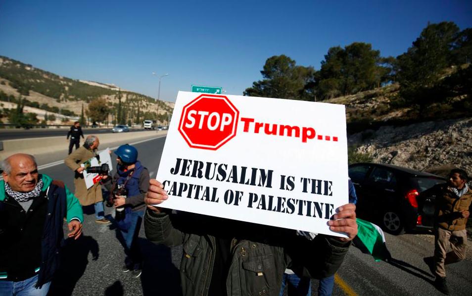 Trump Moves U.S. Embassy to Jerusalem