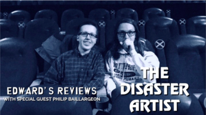 Edward's Reviews: The Disaster Artist is a Masterpiece about a Disasterpiece!