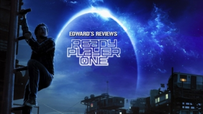 Edward's Reviews: Ready Player One is a Fun & Nostalgic Thrill Ride!