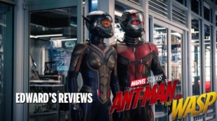Edward's Reviews: Ant-Man and The Wasp is another fun (and smaller scale) Marvel adventure!