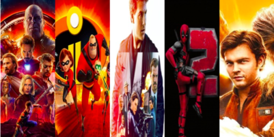 Summer 2018 Box Office Report: Better than Last Year