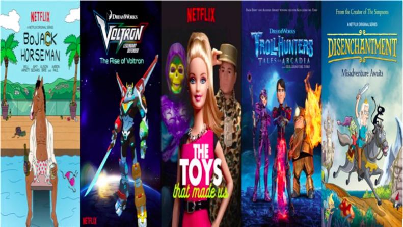 5 Great (and not as popular) Netflix Original Series