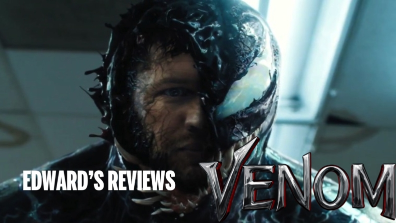 "Edward's Reviews: Venom is Surprisingly Not a ""Turd in the Wind"""