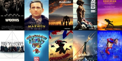 Top 10 Winter Movies: 2018 Edition!