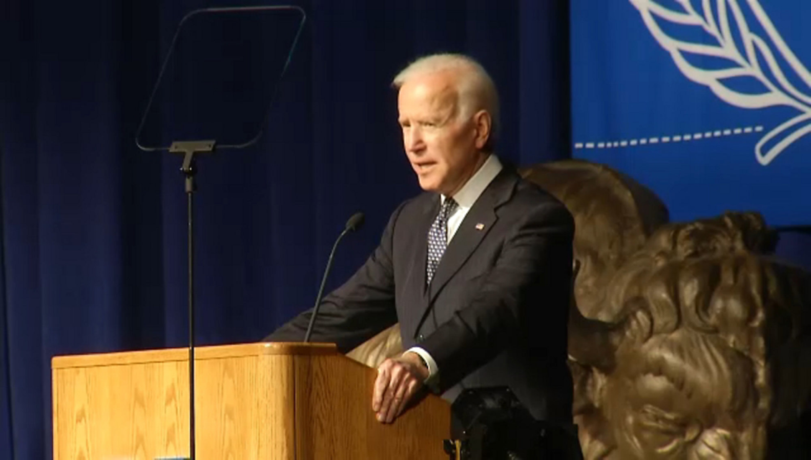 Joe Biden Kicks  off UB's 32nd Annual Distinguished Speakers Series
