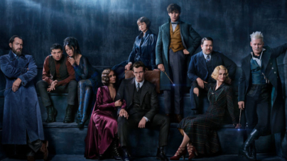 Edward's Reviews: Fantastic Beasts: The Crimes of Grindelwald is Criminally Disappointing
