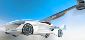 Twice as Interesting: Flying Cars