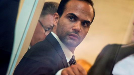 George Papadopoulos  and the Web of Connections  Surrounding Him