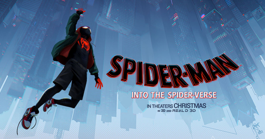 Spider-Man: Into the Spider-Verse Review