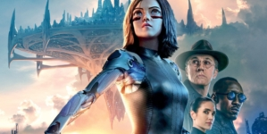 Edward's Reviews: Alita: Battle Angel is an Action Packed Sci-Fi Epic!