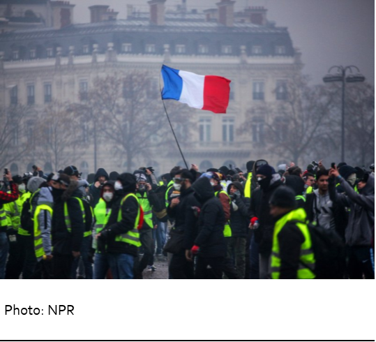 French Yellow Vest Protests