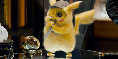 Edward's Reviews: Pokémon Detective Pikachu is the First Good Video Game Movie!